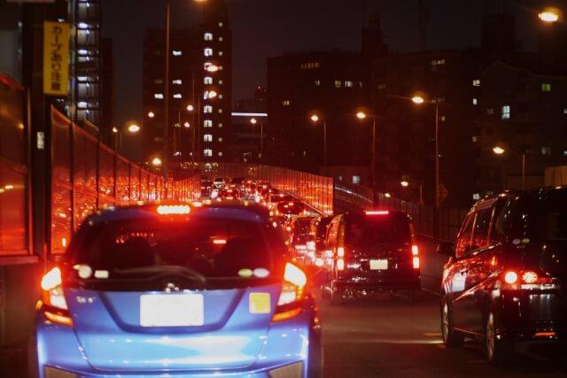 交通違反・交通事故